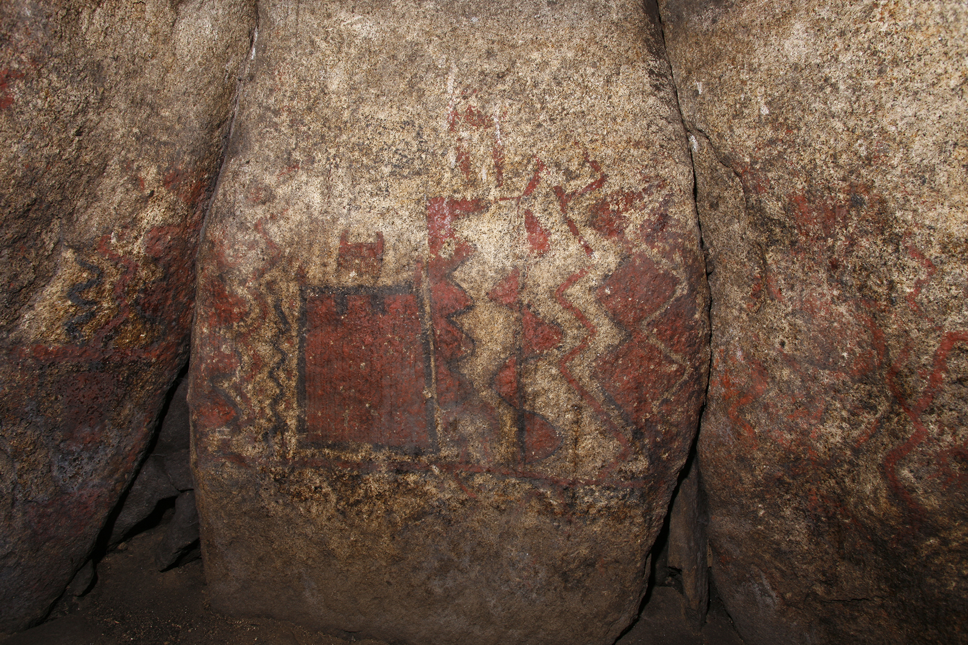 Suggestion: Sacred Stones: the painted megalithic art of Viseu