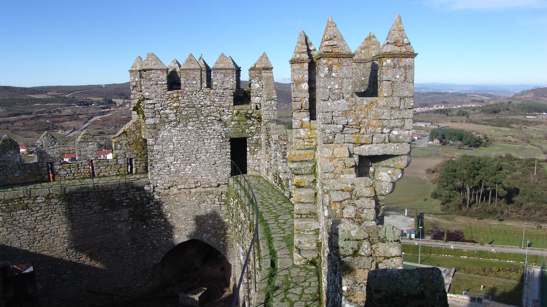 En tiempos de los reyes: castillos y fortalezas de las beiras.